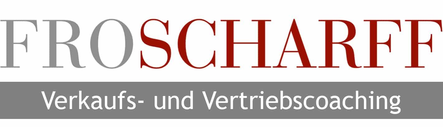 Froscharff Verkaufs und Vertriebscoaching